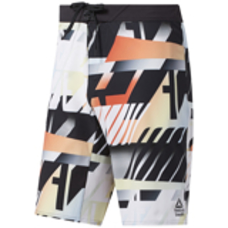 Reebok CrossFit Epic Cordlock Shorts, Vivid Orange