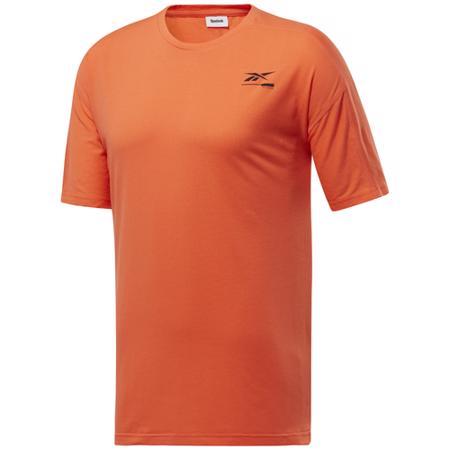 Reebok Speedwick Graphic Move Shirt, Vivid Orange