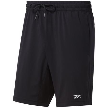 Reebok Workout Ready Woven Shorts, Black