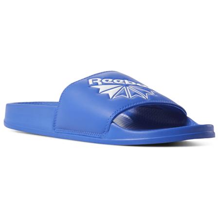 Reebok Sandals Classic Slide Crushed Cobalt