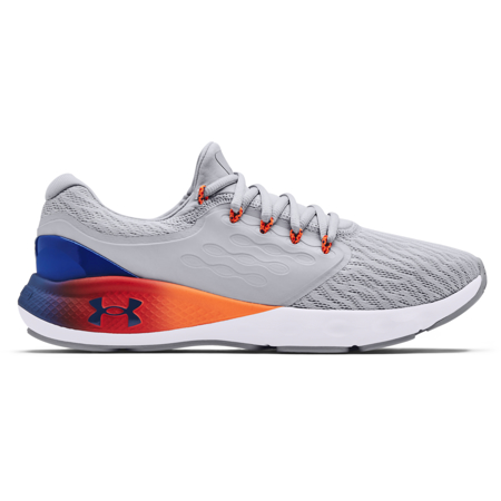 UA Charged Vantage Sp Pnr Shoes, Mod Grey/White