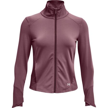 UA Meridian Women's Jacket, Ash Plum