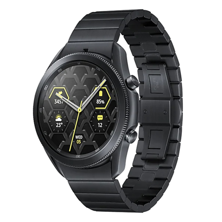 Samsung Galaxy Watch 3, 45 mm, BT, Titanium