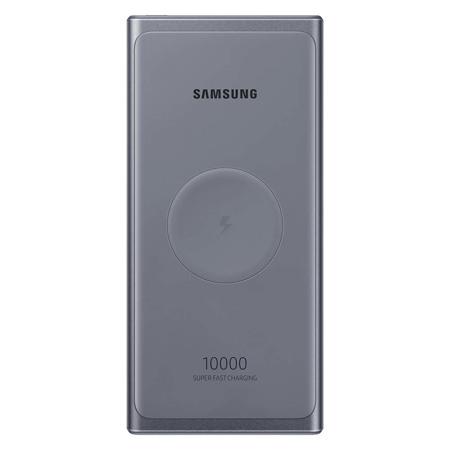 Samsung Wireless Battery Pack, 10000mAh, Grey