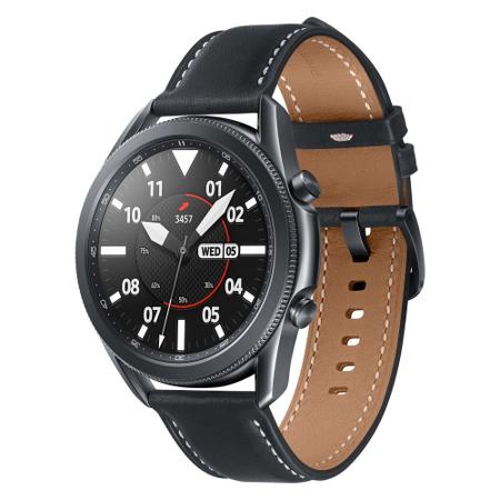Samsung Galaxy Watch 3, 45 mm, BT, Mystic Black