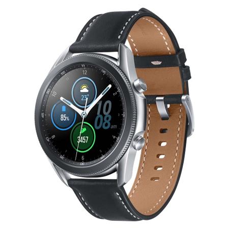 Samsung Galaxy Watch 3, 45 mm, BT, Mystic Silver