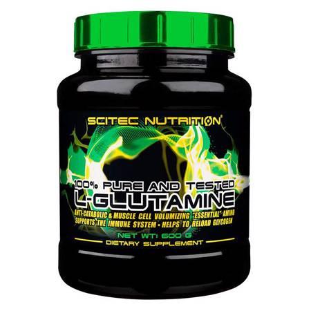 Scitec L-Glutamine, 600 g
