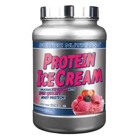 Scitec Proteinski sladoled, 1250g - Vanilla