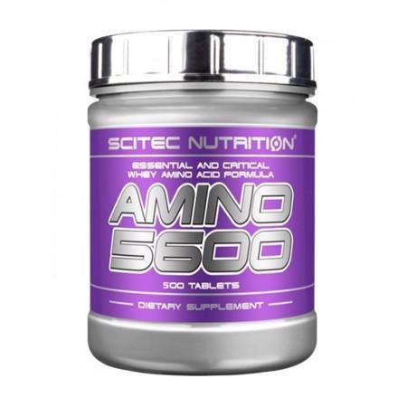 Scitec Amino 5600, 500 tablet