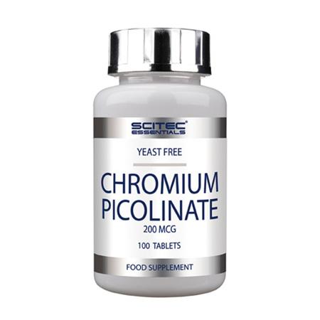 Chromium Picolinate, 100 tableta