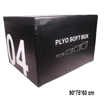 Soft Plyo Box, 91x75x60 cm