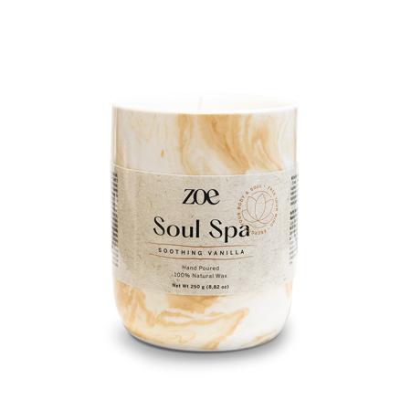 Svijeća Soul Spa, Soothing Vanilla