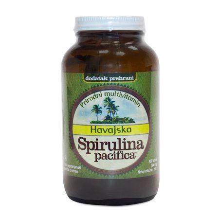 Spirulina Pacifica, 100 tableta