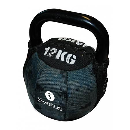 Weiche Kugelhantel, 12 kg