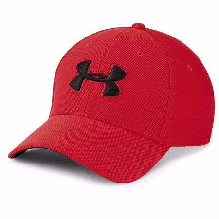 UA Blitzing 3.0 Fit Cap, Red