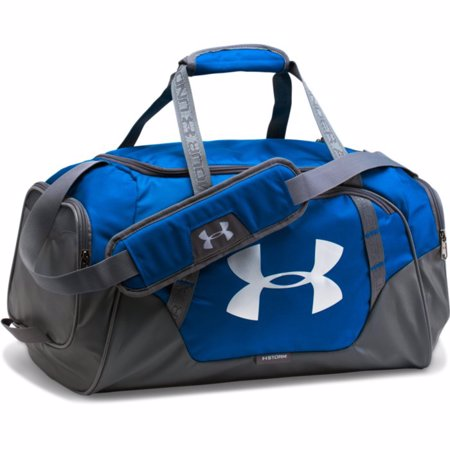 UA Undeniable 3.0 Small Duffle Bag, Royal/Graphite