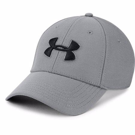 UA Blitzing 3.0 Cap, Grey/Black