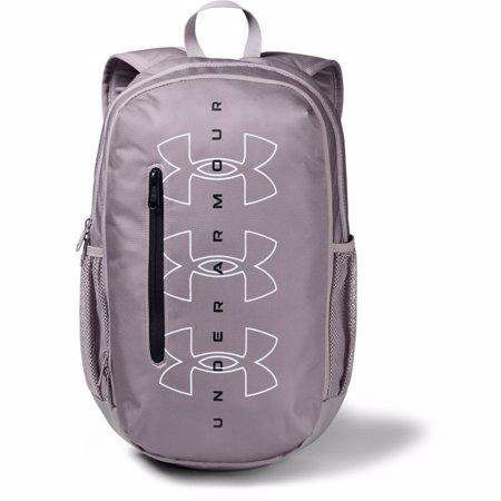 UA Roland Backpack, Slate Purple/White