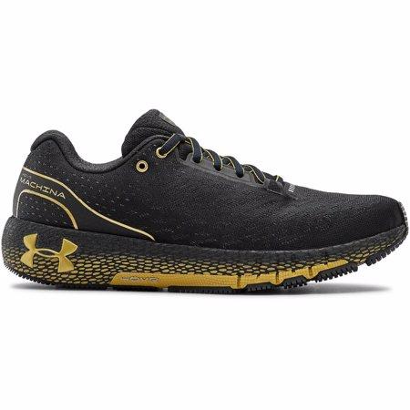 UA HOVR Machina Running Shoes, Purple/Metallic