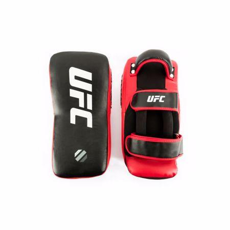 UFC Comfort Thai Pads, Black/Red