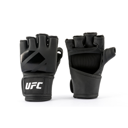 UFC Pro Tonal MMA Gloves, Black