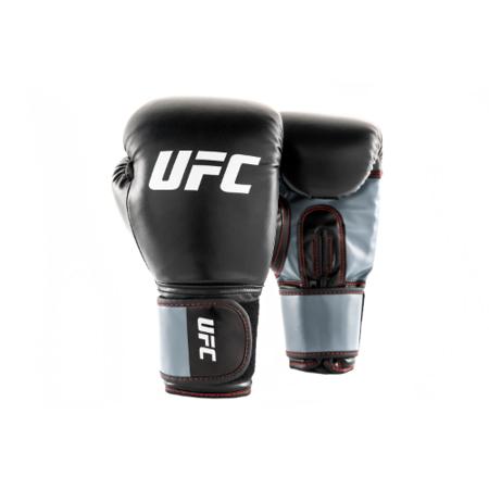 UFC Boxing Gloves, Black/Grey