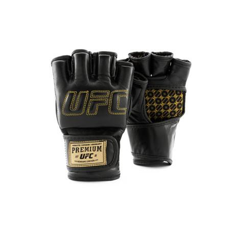 UFC PRO Premium MMA Handschuhe, Schwarz