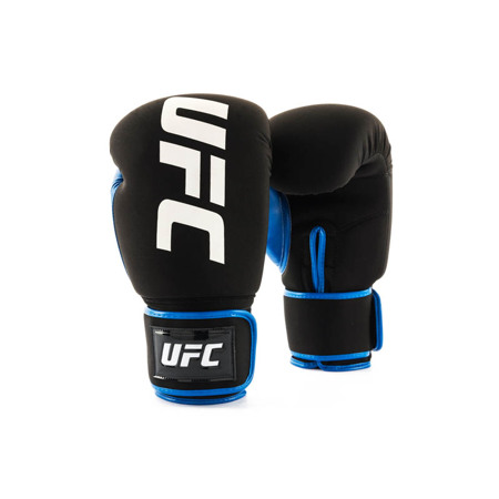 UFC PRO Washable Fitness Gloves, Blue