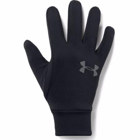 UA Armour Liner 2.0 Gloves, Black/Graphite