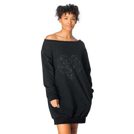 Wander Sweatshirt, Black
