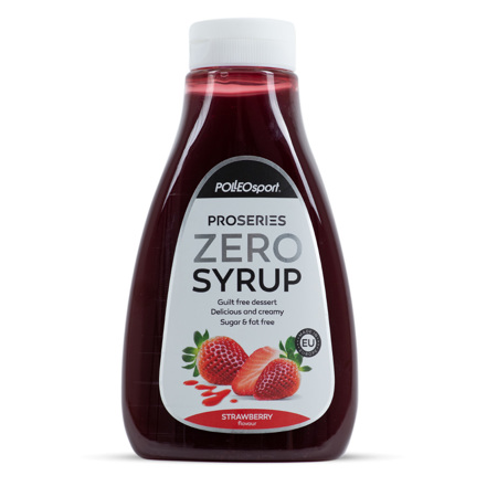 Zero Syrup, Strawberry, 425 ml