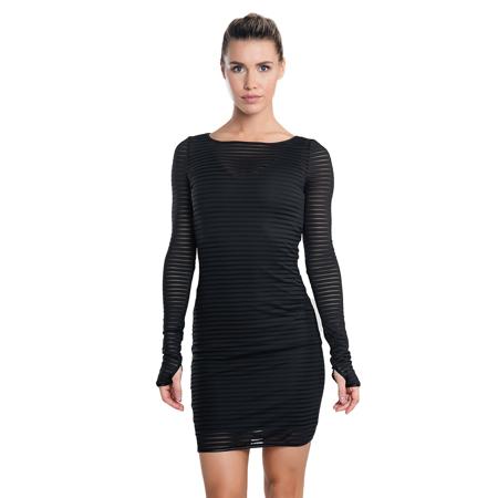 Hypnotic Dress, Black