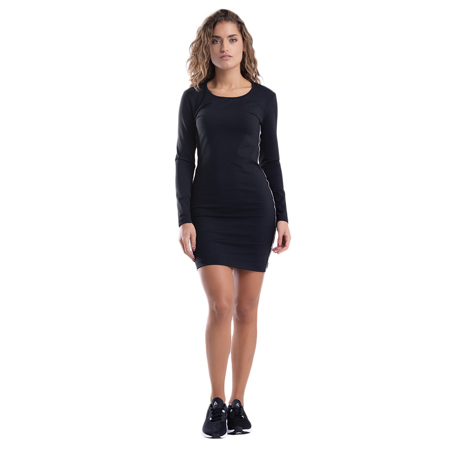 Amelie Dress, Black