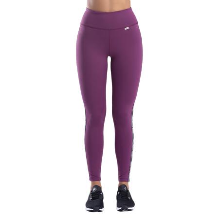My Stripes Leggings, Purple