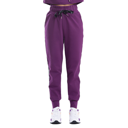My Stripes Sweatpants, Purple