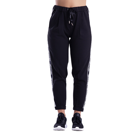Fashion Track Pants, Black