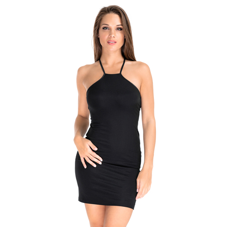 Savage Dress, Black