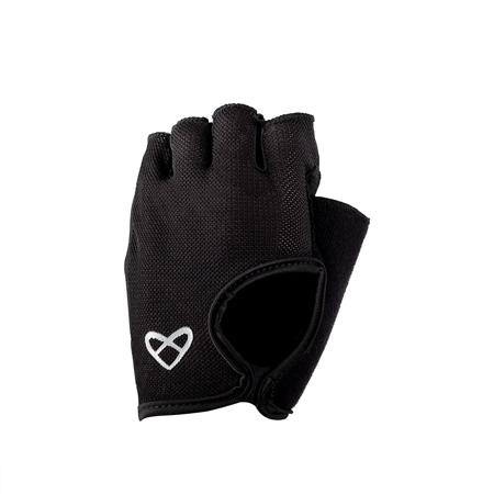 Zoe Fly Fitness Gloves, Black
