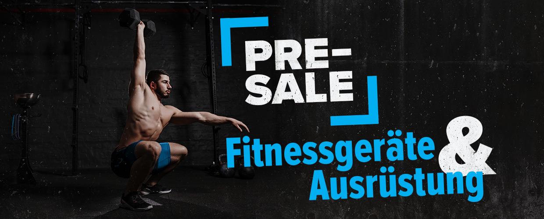 PRESALE - Fitness
