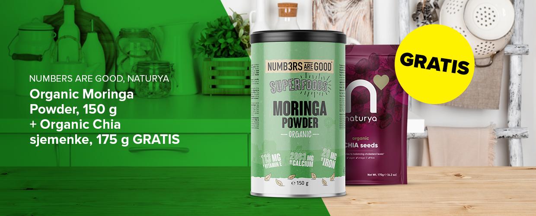 Moringa + Chia GRATIS