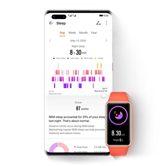 Huawei Band 6 TruSleep