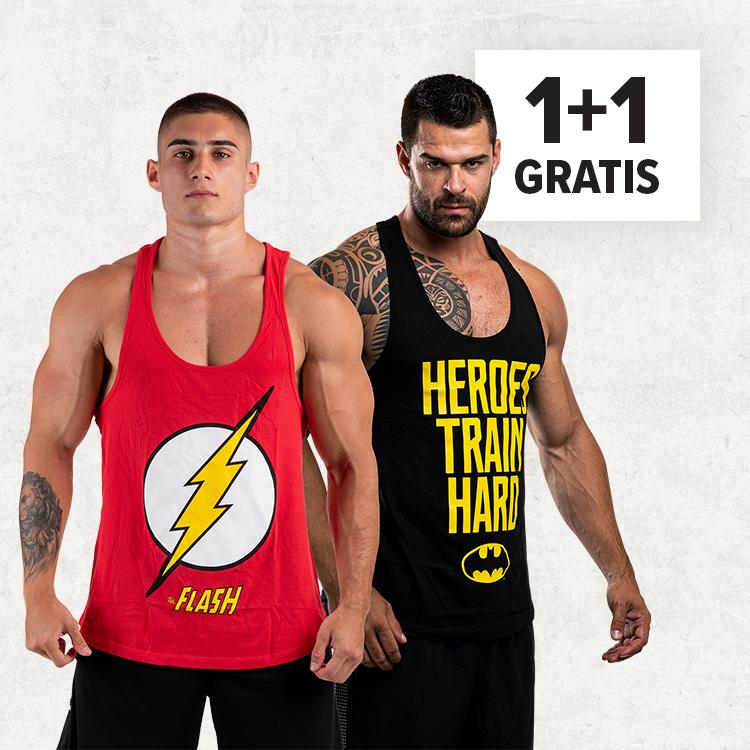 Stringer Shirt 1+1 GRATIS