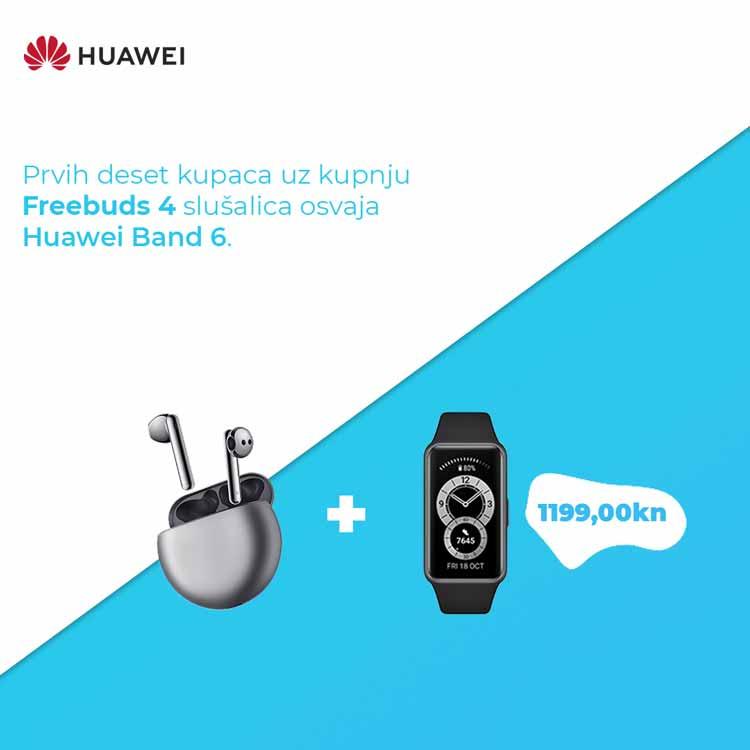Osvoji Huawei Band 6