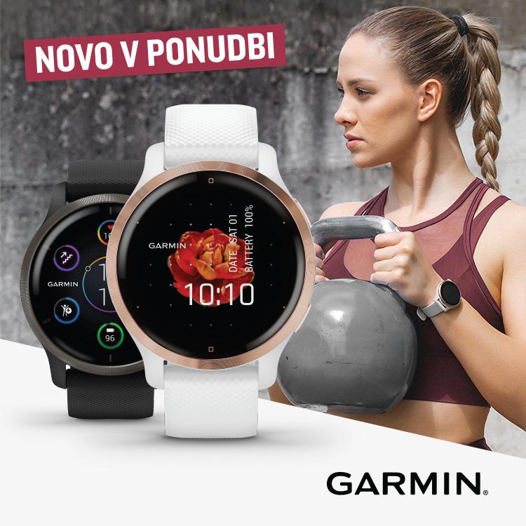 NOVO V PONUDBI!  <br> GARMIN® VENU 2