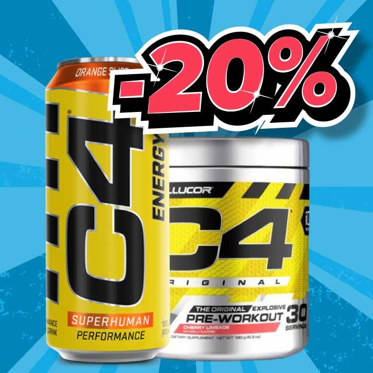 BACK2GYM - Cellucor -20%