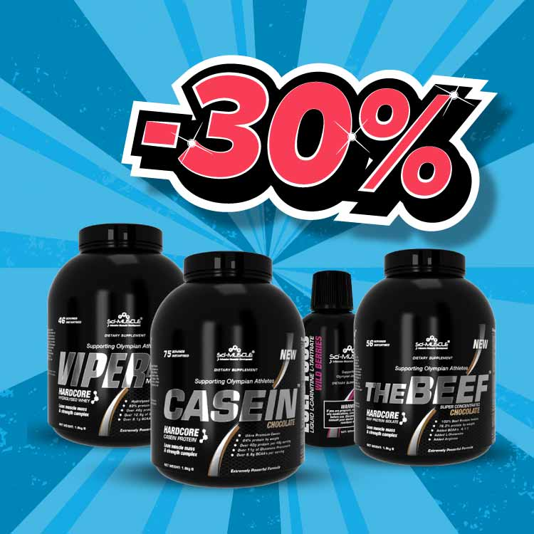 BACK2GYM <br> SCI-MUSCLE -30%