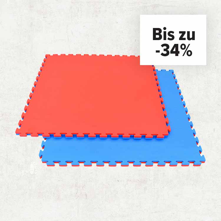 Bis zu -34% auf Tatami