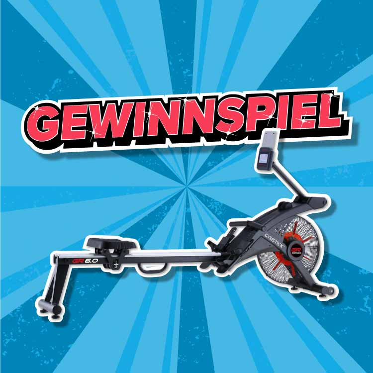 Giveaway - Gewinne GR 6.0 Rowing Machine