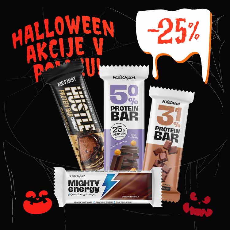 Proteinske čokoladice -25%
