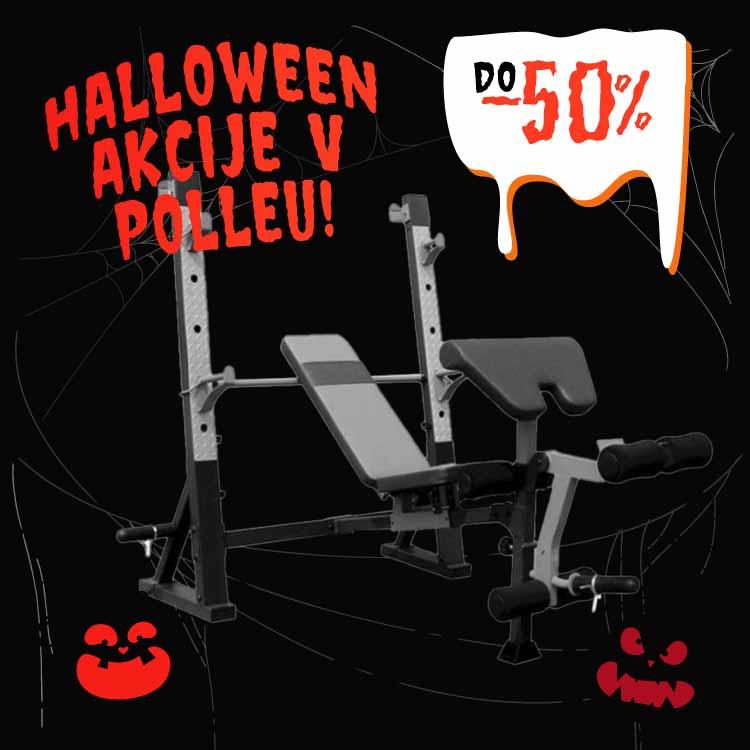 Fitness naprave do -50%